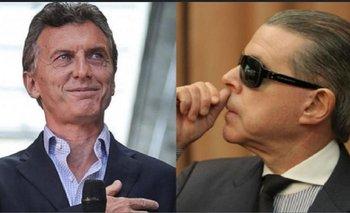El día que Macri se le apareció desnudo a Oyarbide en un spa | Escuchas ilegales