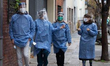 Importante suba de casos de COVID-19 en un día  | Coronavirus en argentina