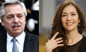 Tras el incómodo cruce, Cristina Pérez cuestionó a Alberto | Medios