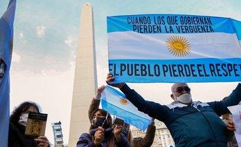 Que no nos roben la Patria | Coronavirus en argentina