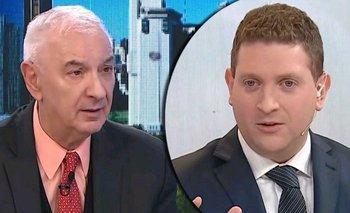 Fuerte pelea entre Jonatan y Mauro Viale por el gobierno | Medios