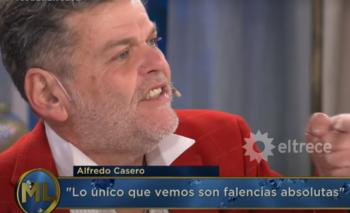 Las delirantes críticas de Casero contra el Gobierno | El trece