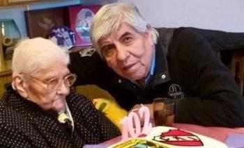 Murió la madre de Hugo Moyano | Sindicalismo