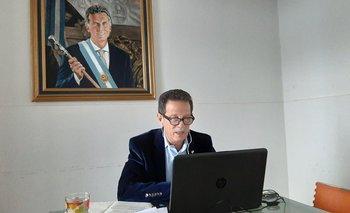 Archivo: Diputado de JxC con COVID pedía ir al Congreso | Coronavirus en argentina