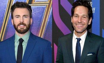 Picante chicana entre Capitán América y Antman | Cine
