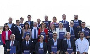 Gobernadores apoyan a Alberto por el traspaso de fondos de CABA a PBA | Coparticipación