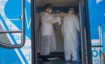 Prueban remedio contra el COVID en personal de salud  | Pandemia
