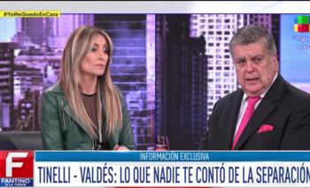 Volvió Marcela Tauro con Fatino y se cruzó con Luis Ventura | Medios