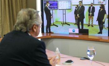 Alberto Fernández destacó el éxito del plan Detectar en el AMBA | Coronavirus en argentina