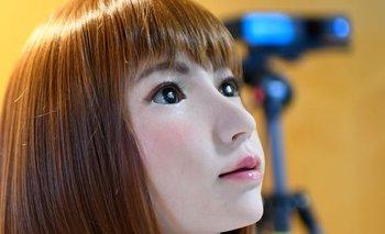 El futuro llegó: Presentaron a Érica, la primera actriz robot | Cine