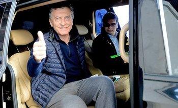 Escándalo: Macri se robó una camioneta del Estado | Exclusivo el destape