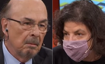 Vizzotti le desmintió una fake news a Morales Solá por las vacunas   Coronavirus en argentina