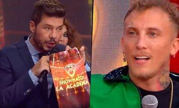 "El Polaco estalló de furia contra ShowMatch: ""Es una vergüenza""   Showmatch"