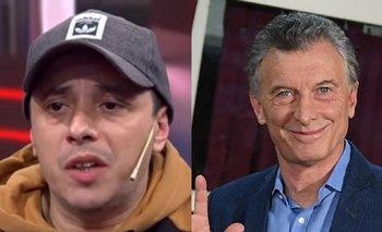 La nueva búsqueda política de Macri: sacarse una foto con el Dipy | En redes