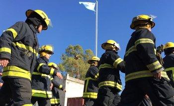 Casi el 50% de los bomberos voluntarios están vacunados contra el coronavirus | Bomberos voluntarios