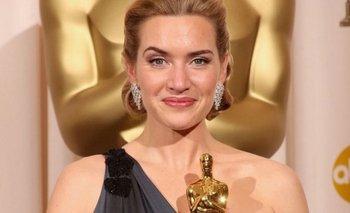 El insólito lugar donde Kate Winslet guarda su premio Oscar | Hollywood