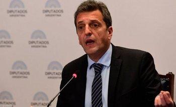 Massa citó a los laboratorios para que den explicaciones por la vacuna | Coronavirus en argentina