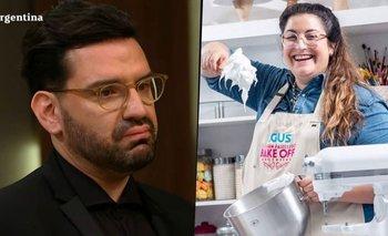 Murió Agustina Fontenla, de Bake Off: la triste reacción de Damián Betular | Damián betular