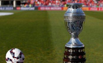 Conmebol oficializó las listas de convocados de las selecciones   Copa américa 2021