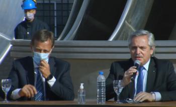 Alberto llamó a la unión para garantizar un mayor desarrollo  | Alberto fernández