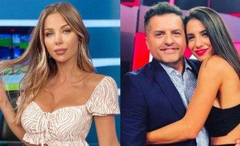 Romina Malaspina chicaneó a Ángel de Brito y Cinthia Fernández | Televisión
