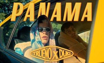Cómo y cuando se estrena Panamá, la colaboración entre Duki y Trueno | Música