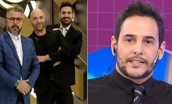 "Rodrigo Lussich destrozó a MasterChef Celebrity: ""Nunca humillaron tanto a nadie"" | Masterchef celebrity"