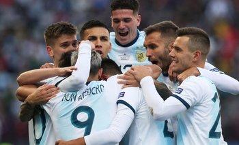 La lista de convocados de la Selección Argentina para la Copa América   Copa américa 2021