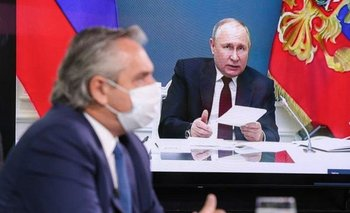Segunda dosis de Sputnik V: Rusia confirmó que cumplirá con todas sus obligaciones    Sputnik v