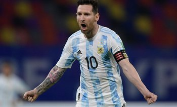 Eliminatorias: Argentina igualó contra Chile y dejó sabor a poco | Eliminatorias 2022