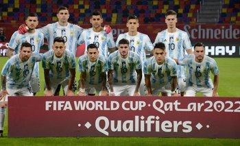Uno por uno: los puntajes de la Selección Argentina frente a Chile | Eliminatorias 2022