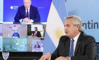 Gobernadores y dirigentes celebraron la producción local de la Sputnik V    Coronavirus en argentina