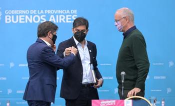 Detrás de escena: cómo logró Kicillof comprar 10 millones de vacunas | Coronavirus en argentina
