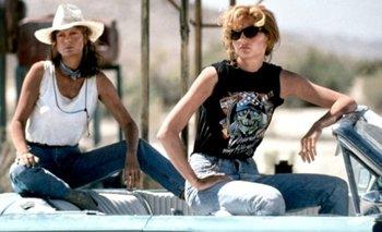 Se viene el festejo por el 30° aniversario de Thelma y Louise | Cine