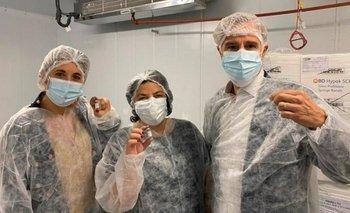 Sputnik V: llega el principio activo y comienza la producción   Coronavirus en argentina