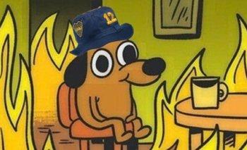 Tevez se va de Boca y las redes sociales explotaron de memes   Carlos tevez