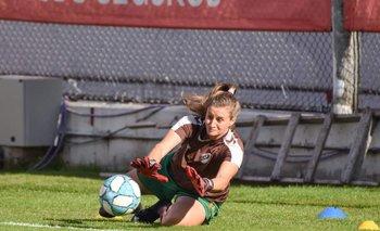 Antonella Aquino juega en primera, pero busca trabajo: cómo es el fútbol femenino | Fútbol femenino