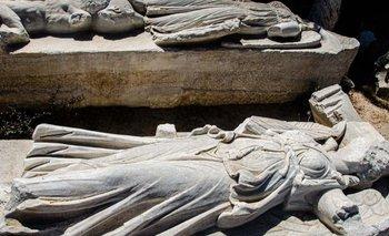 Descubren una imponente basílica romana de 2000 años en Israel | Historia