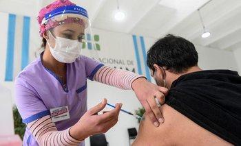 Argentina ya es el segundo país que más vacuna en la región    Vacuna del coronavirus