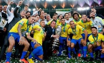 La Copa América, el capricho de Bolsonaro que despertó la rebelión en el fútbol   Copa américa 2021
