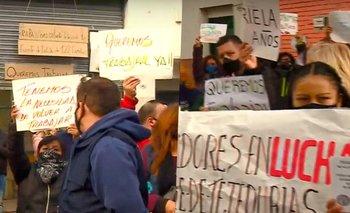 Tejedurías Naiberger: despidos masivos y 122 trabajadores en la calle | Despidos