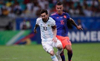 Colombia - Argentina: hora, TV, streaming y formaciones | Selección argentina