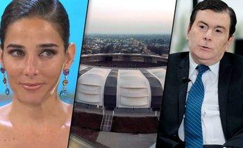Juana Viale cuestionó el estadio de Santiago y el gobernador la liquidó | Televisión