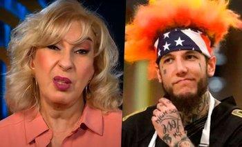 El ataque de furia de Georgina Barbarossa contra Alex Caniggia   Masterchef celebrity