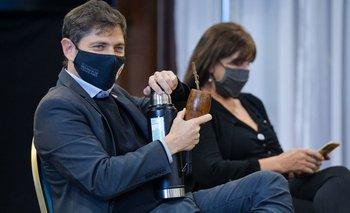 """Kicillof se refirió a la obsesión de la oposición con Pfizer: """"Querían flan pero no tiene    Provincia de buenos aires"""