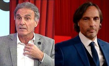 """Ruggeri fue por más y se desubicó con Gustavo López: """"A vos te dicen""""   Televisión"""