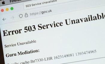 Sitios web de grandes medios sufren fallas a nivel mundial | Ciberataque