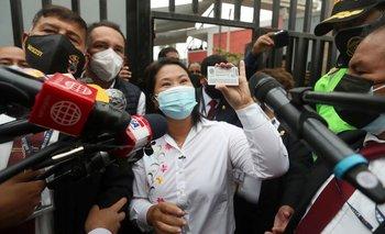 Pidieron la prisión preventiva de Keiko Fujimori, tras la elección en Perú | Malas noticias
