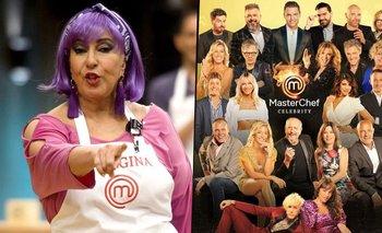 Georgina Barbarossa reveló una interna en MasterChef | Masterchef celebrity