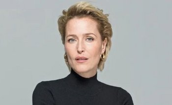 Gillian Anderson confesó que tuvo ataques de pánico por The X Files   Hollywood